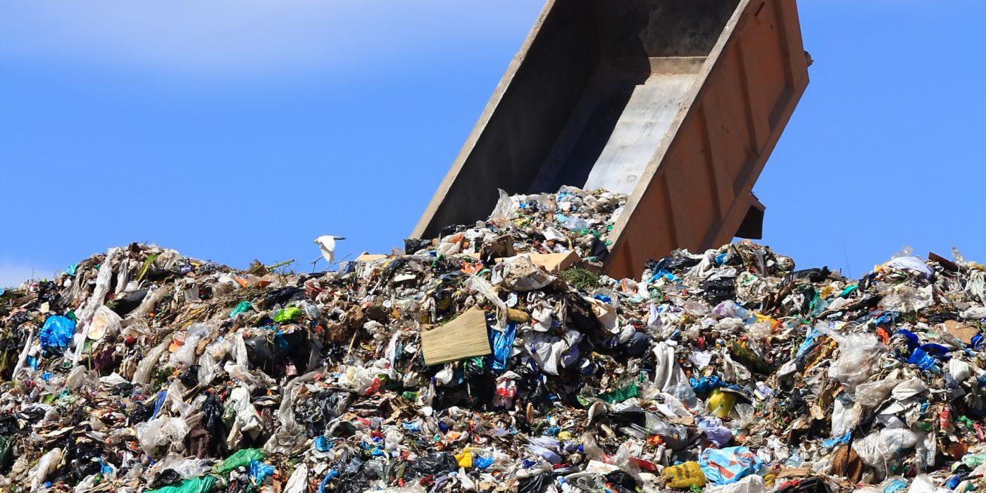importación de basura