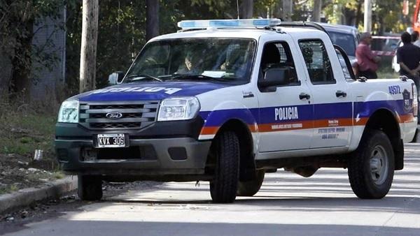 Policía Centro de monitoreo