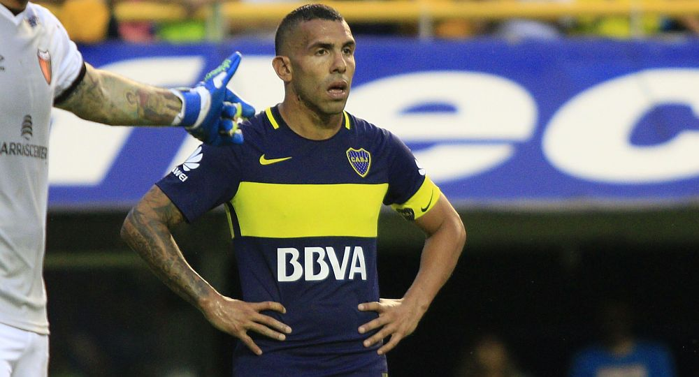 Tevez Boca Juniors