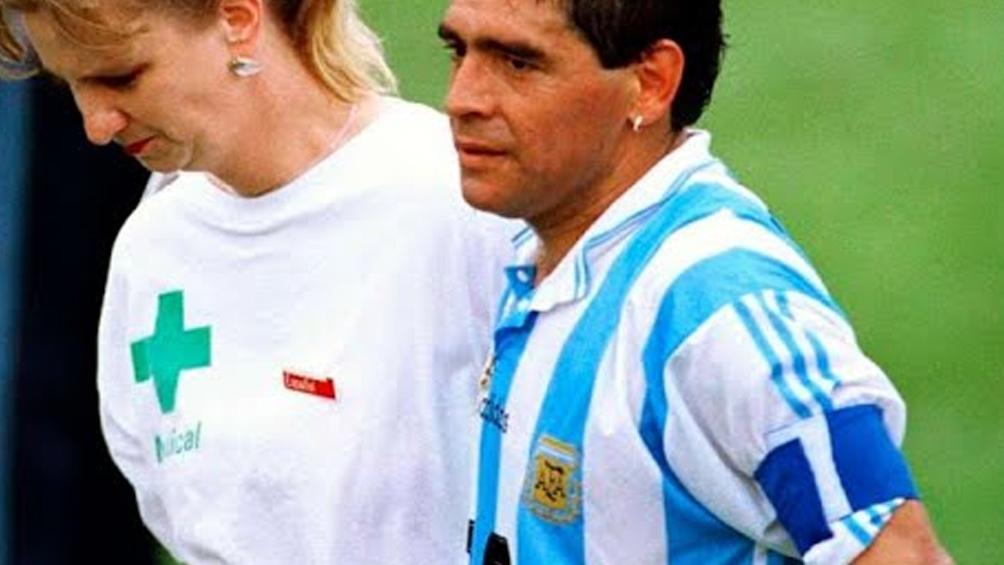 Maradona Doping
