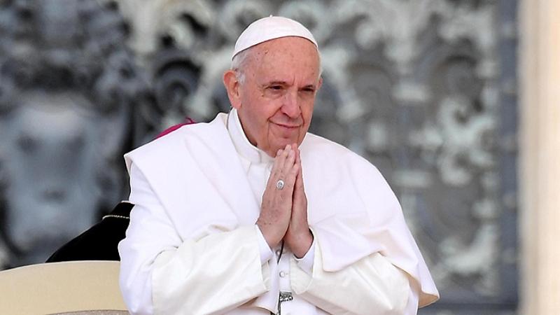 Papa Francisco Alberto Fernandez