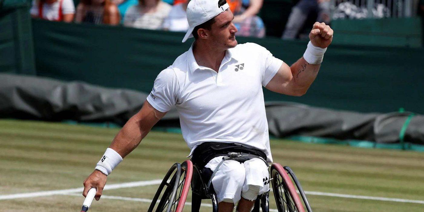 Gustavo Fernández Wimbledon