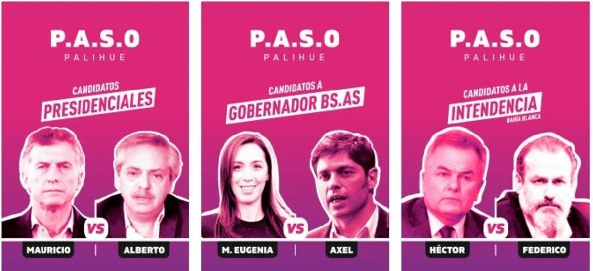PASO Palihue