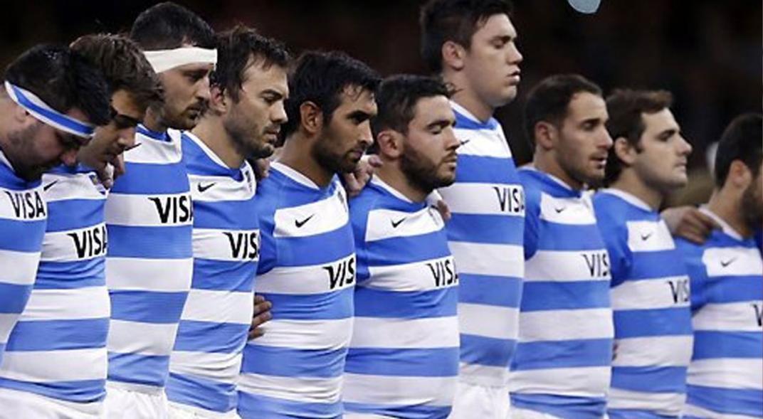 Pumas Mundial de Rugby