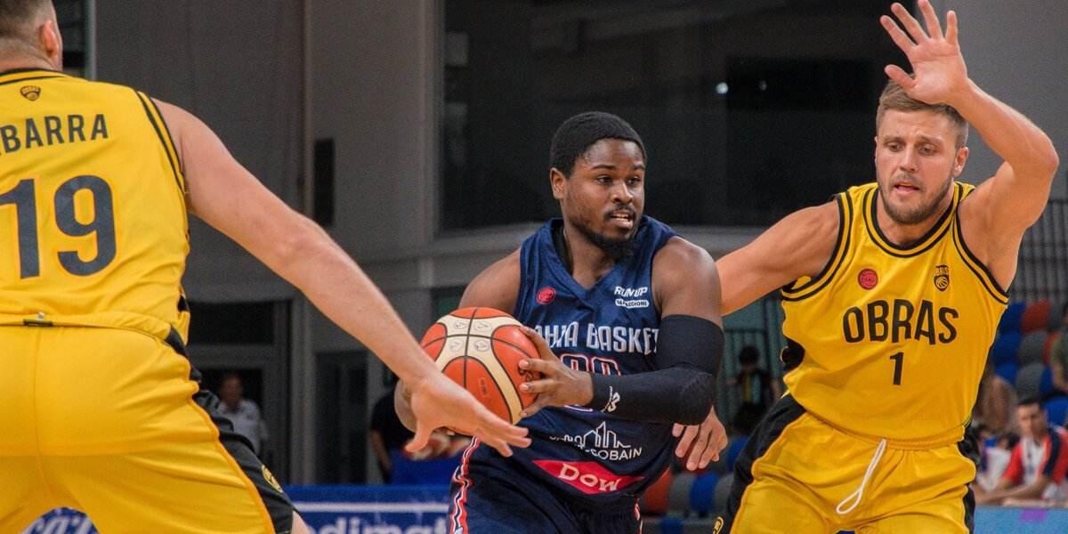 Bahía Basket vs Obras