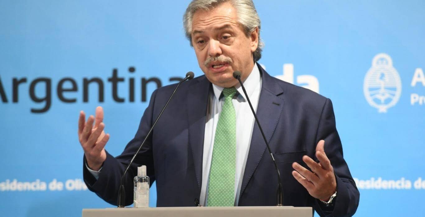Gobierno Alberto Fernández