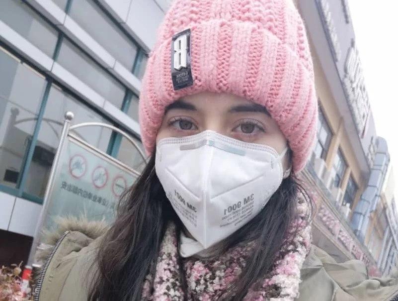 Camila Morello China