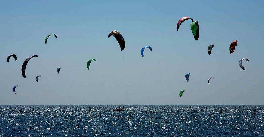 Kitesurf Mauri