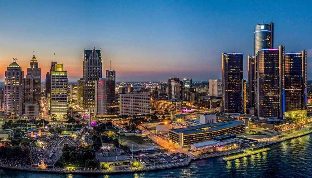 Detroit: la ciudad que se levantó de sus cenizas - FM Palihue 102.3