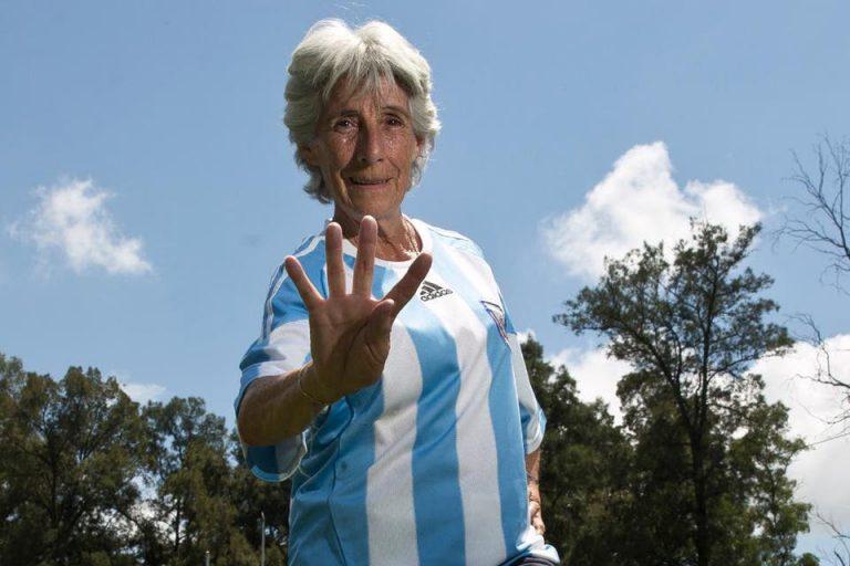 Elba Selva día de la Futbolista