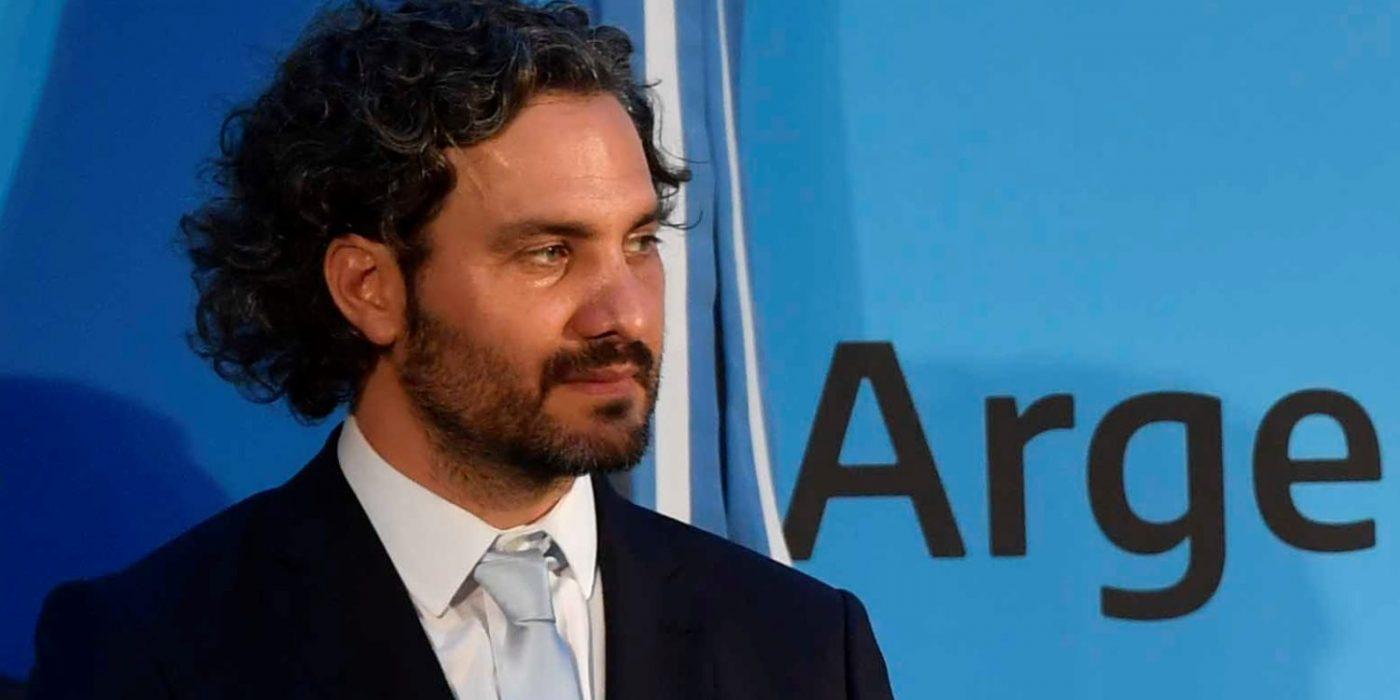 Santiago Cafiero Gobierno