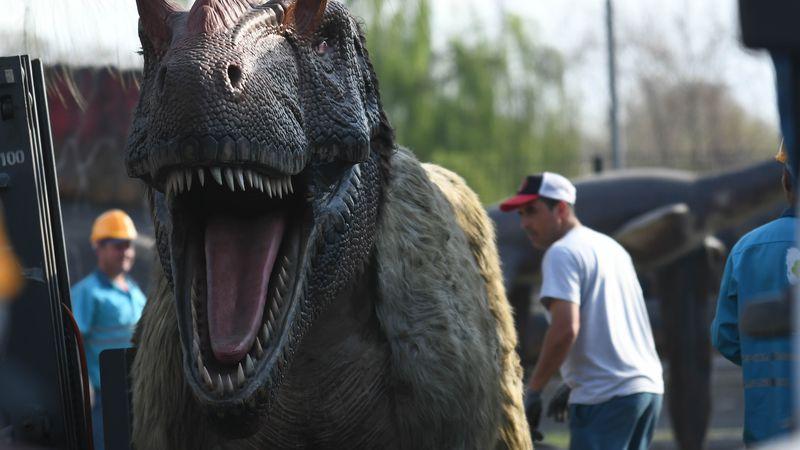 dinosaurios, prehistoria